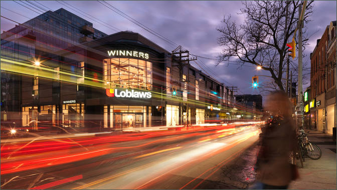Shoppes On Queen West